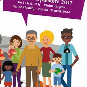 Fête des Associations, 9 septembre 2017
