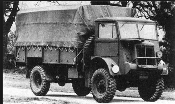 camion Bedford