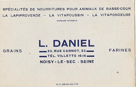 La Graineterie Daniel Rue Carnot