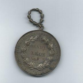 médaille 1895