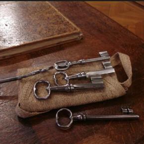 Les clés de l'armoire de fer