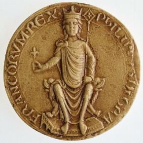 sceau de Philippe Auguste