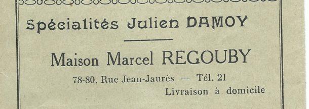 78 80 J Jaurès Damoy 1931