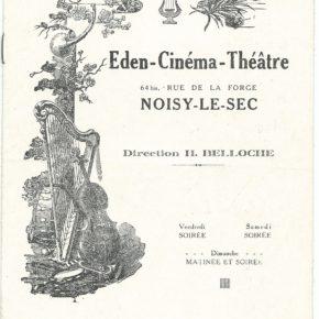 Eden programme 1931
