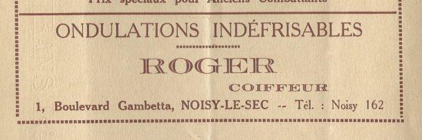 1930 Roger coiffeur