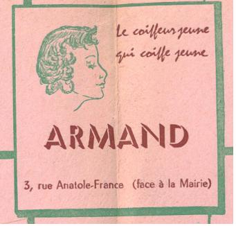 Armand coiffeur