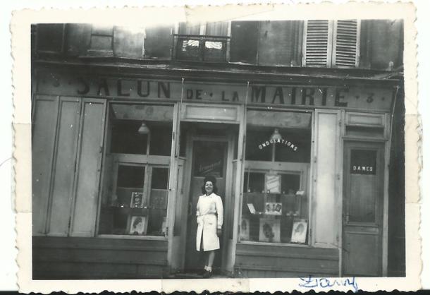 Salon de la Mairie, 3 rue Anatole France