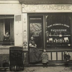 Les commerces de la rue Jean Jaurès du n°55 au n°119.