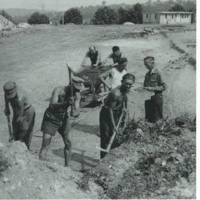 Les prisonniers de guerre au fort de Noisy-le-Sec de 1945 à 1948