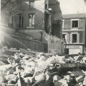 Bombardement du 18 avril 1944 – 25 rue Denfert-Rochereau