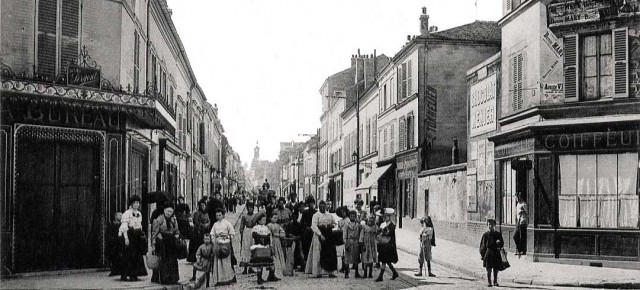 Rue de la Forge