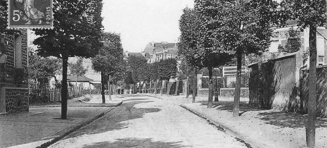 Rue Dombasle