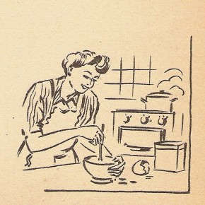 Le biscuit aux noix de Dame Gisèle