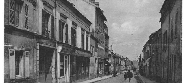 Rue de Merlan