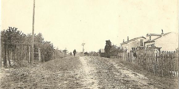 Rue de la Dhuis