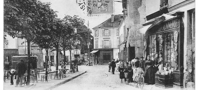 Rue Frépillon