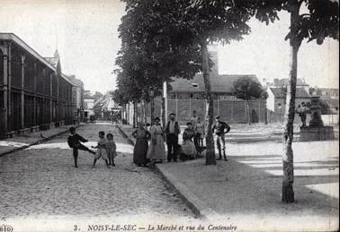 rue du Centenaire