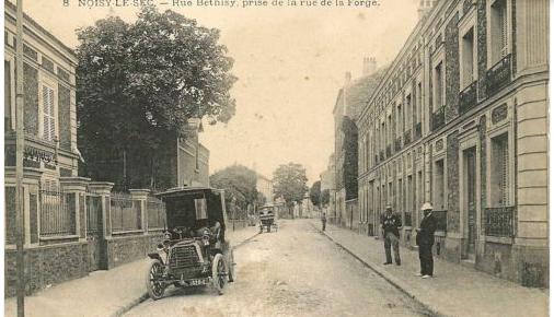 rue Béthisy