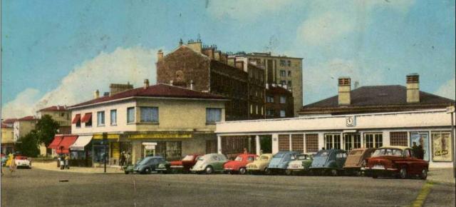 Place Jean-Coquelin