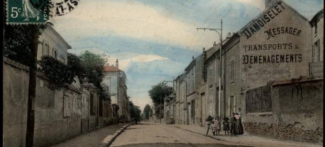 rue de Pantin
