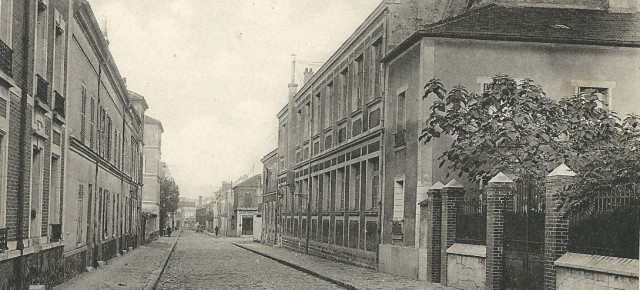 rue Damas (Pierre Brossolette)