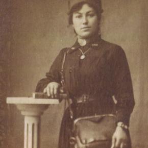 Albertine Audrain, Noiséenne exemplaire.
