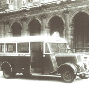 """Histoire de l'autobus FL, """"la ligne des 3 mairies"""""""