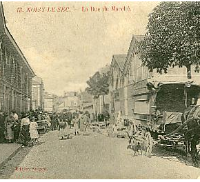 rue du Marché
