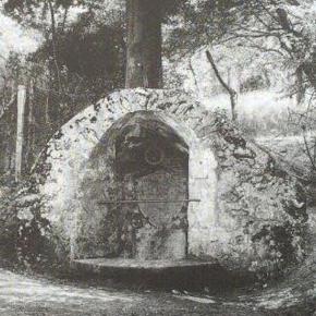 La fontaine d'Orval