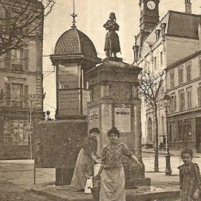 La Place Jeanne d'Arc