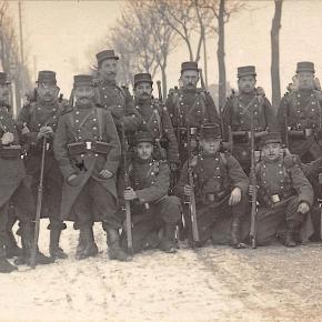 1914, nous venons d'Alsace, de Mulhouse...