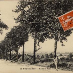 Route ou rue du Parc