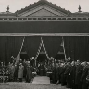18 avril 1944, Noisy-le-Sec ville martyre. Les victimes et le carré du souvenir.