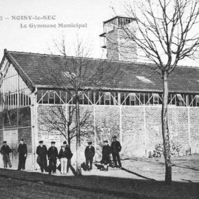 Le gymnase municipal de la rue Damoiselet