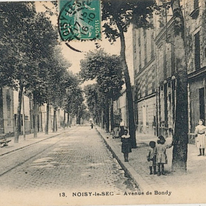 avenue de Bondy (Gallieni)