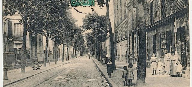 avenue de Bondy (Gallieni)
