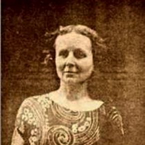 Julia Bertrand, une femme libertaire et pacifiste