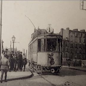 Histoire du tramway à Noisy
